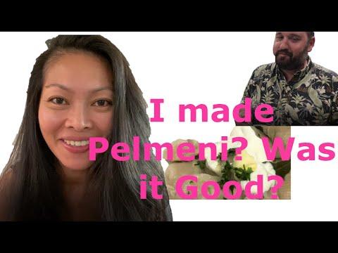 How to make Pelmeni from scratch - Russian Dumplings Recipe