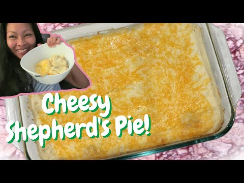 Shepherds Pie Recipe - How to Make Shepherds Pie