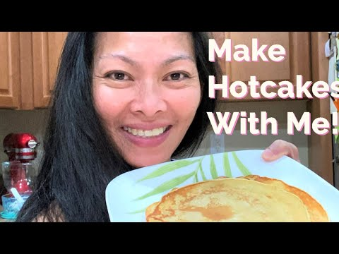 How to Make Hotcake (The Filipino version) | CookWithMeLSE2