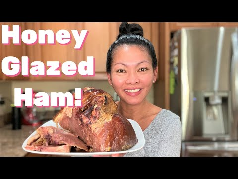 How to Make Honey Glazed Ham
