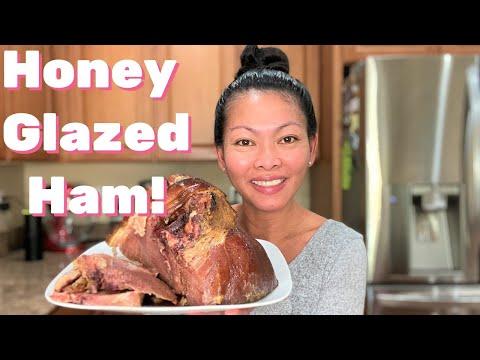 Honey Glazed Ham Recipe: How to Make Honey Glazed Ham