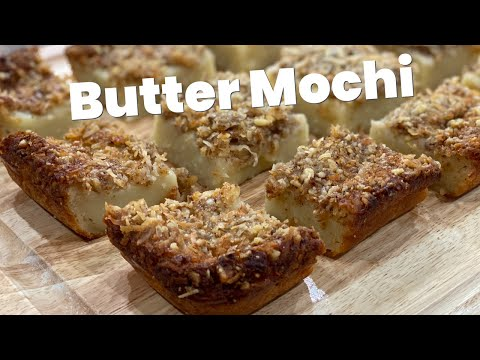 How to Make Butter Mochi