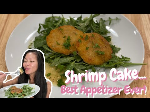 How to Make Shrimp Cakes with Beurre Blanc Sauce