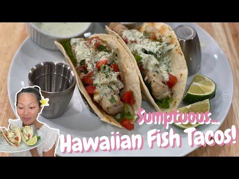 How to Make Hawaiian Fish Tacos