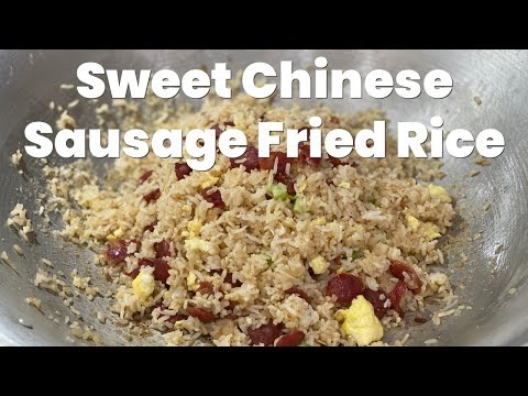 How to Make Lap Xuong Fried Rice