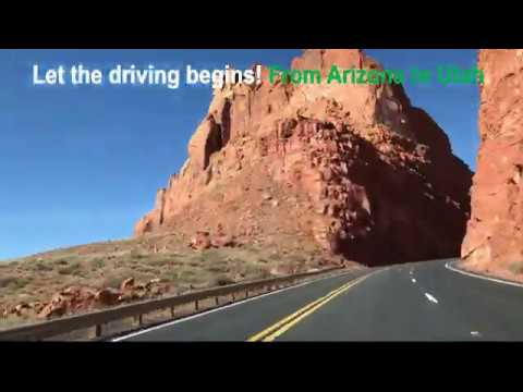 Road Trip from Arizona to Anchorage Alaska!